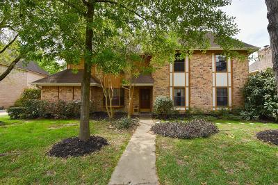 Houston Single Family Home For Sale: 15831 Ridge Park Drive