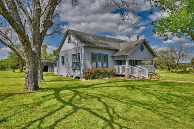 Fayetteville Single Family Home For Sale: 1005 E State Highway 237