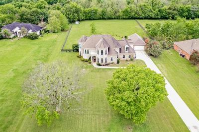 Richmond Single Family Home For Sale: 1319 Brazoswood Place