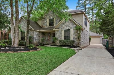 The Woodlands Single Family Home For Sale: 304 E Golden Arrow Circle