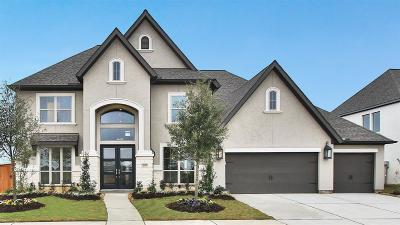 Katy Single Family Home For Sale: 2627 Merlin Way