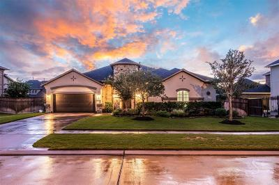 Fulshear TX Single Family Home For Sale: $485,000