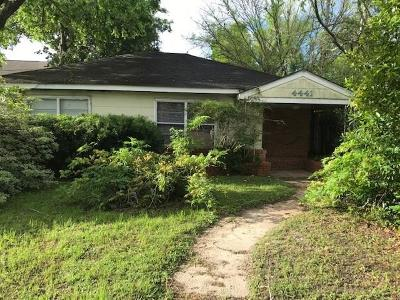 Bellaire Single Family Home Option Pending: 4441 Jonathan Street