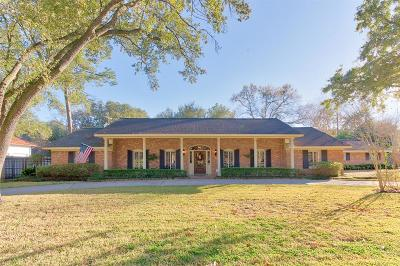 Houston Single Family Home For Sale: 11407 S Chestwood Drive N