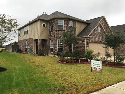 Katy Single Family Home For Sale: 3222 Tall Sycamore Trail Trail