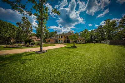 Magnolia Single Family Home For Sale: 32611 Ryder Cup
