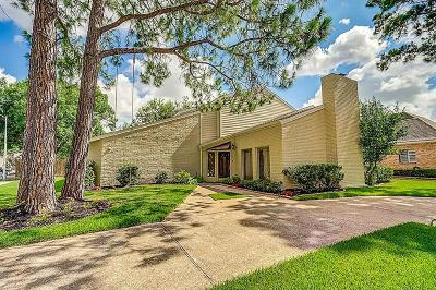 Houston Single Family Home For Sale: 11626 Brookspring