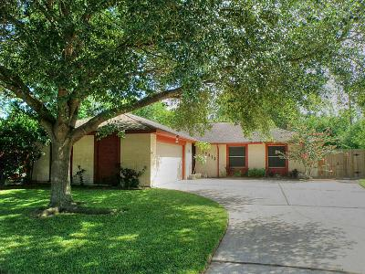 Webster Single Family Home For Sale: 17815 Heritage Colony Court