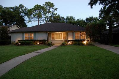 Houston Single Family Home For Sale: 3819 Linkwood