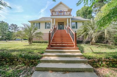 Montgomery Single Family Home For Sale: 4030 Highland Pass