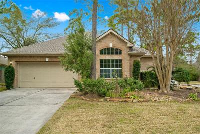 The Woodlands Single Family Home For Sale: 211 W Lilac Ridge Place