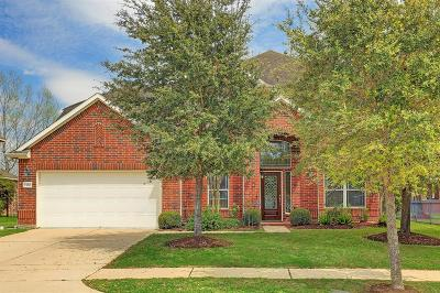 Fort Bend County Single Family Home For Sale: 25211 Lockspur Drive