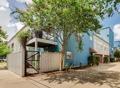 Houston Condo/Townhouse For Sale: 1226 Arthur Street