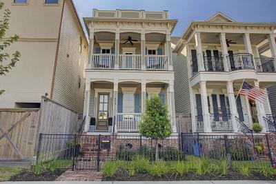 Houston Single Family Home For Sale: 403 Columbia Street