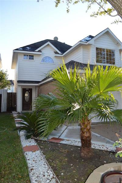 Katy Single Family Home For Sale: 19383 Strathmore Place Lane