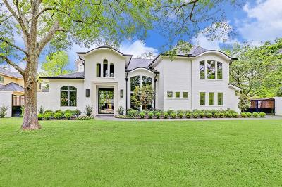 Houston Single Family Home For Sale: 229 Mayerling Drive