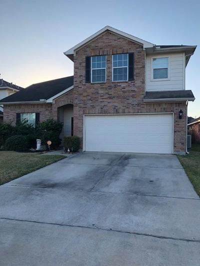 Manvel Single Family Home For Sale: 17 Huntington Bend Drive