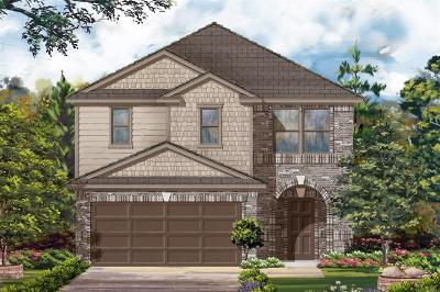 Houston Single Family Home For Sale: 2602 Amber Thicket Court