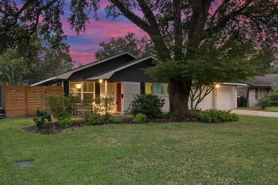 Houston Single Family Home For Sale: 9529 Kerrwood Lane