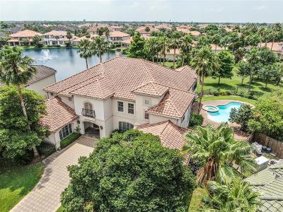 Houston Single Family Home For Sale: 2014 Diamond Springs Drive