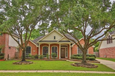 Cypress Single Family Home For Sale: 13503 Mount Airy Drive