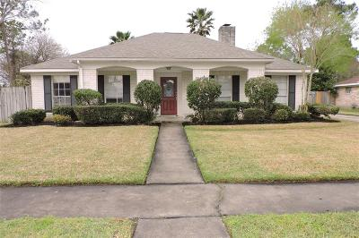Missouri City Single Family Home For Sale: 1719 Hilton Head