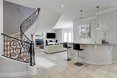 Houston Single Family Home For Sale: 5518 Navarro Street