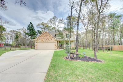 Conroe Single Family Home For Sale: 9090 Red Stag Lane