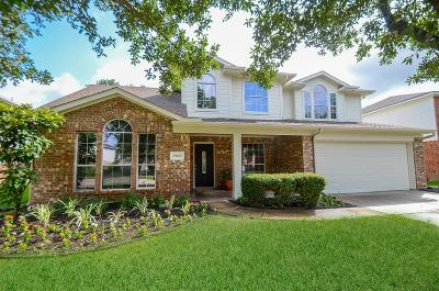 Galveston County, Harris County Single Family Home For Sale: 19618 Fernhaven Drive