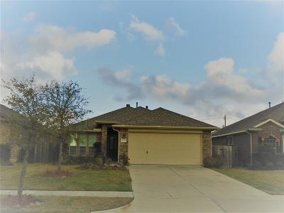 League City Single Family Home For Sale: 4807 Salinas Lane