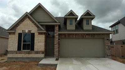 Hockley Single Family Home For Sale: 16410 Elkcreek Bend Drive