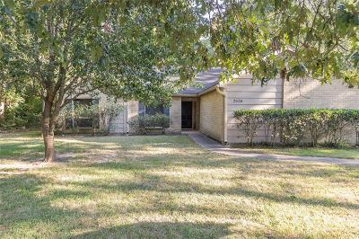 New Caney Single Family Home For Sale: 2626 Catacombs Drive