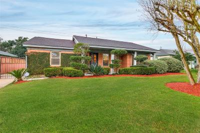 Houston TX Single Family Home For Sale: $179,000