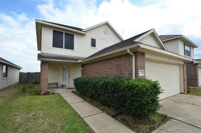 Houston Single Family Home For Sale: 14447 Benningcrest Lane