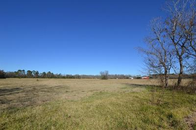 Crosby Residential Lots & Land For Sale: 9.37 N Gum Gully Road