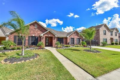 League City Single Family Home For Sale: 2313 Pasqua Trail