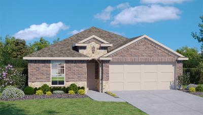 Conroe TX Single Family Home For Sale: $222,990