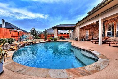 Fulshear TX Single Family Home For Sale: $475,000