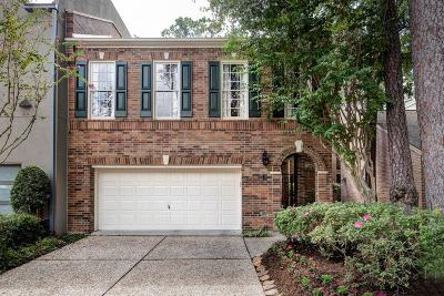 Houston Single Family Home For Sale: 6 Sugarberry Circle