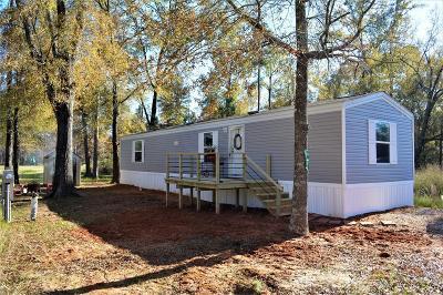 San Jacinto County Single Family Home For Sale: 401 Antigua Drive