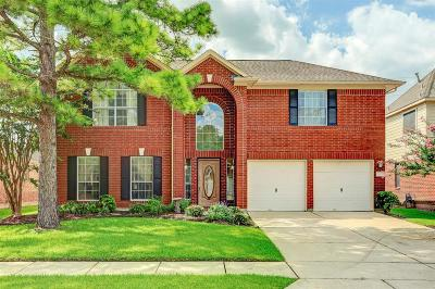 Pearland Single Family Home For Sale: 4127 N Webber Drive