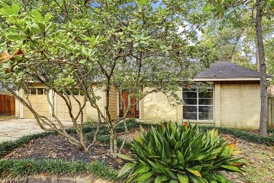 The Woodlands Single Family Home For Sale: 23 W Woodtimber Court