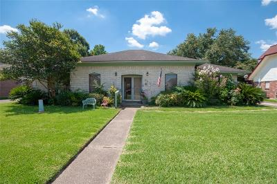 Pasadena Single Family Home For Sale: 4218 Sha Circle