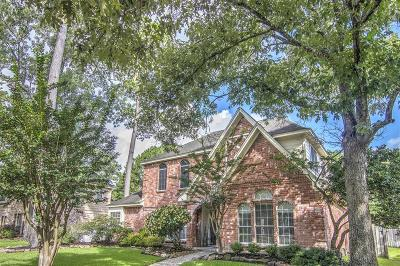 Houston Single Family Home For Sale: 5711 Lone Cedar Drive