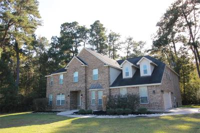 Magnolia Single Family Home For Sale: 9027 Miller Road