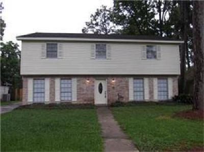 Spring Single Family Home For Sale: 9606 Halkirk Street
