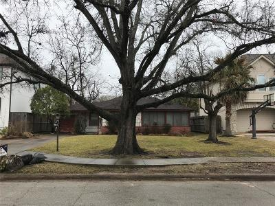 Bellaire Single Family Home For Sale: 4616 Holt Street