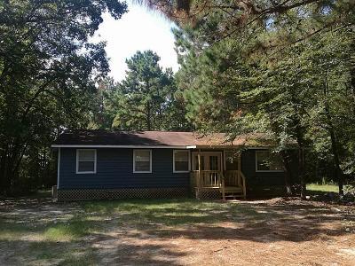 Trinity County Single Family Home For Sale: 140 My Way