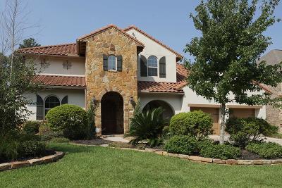 Single Family Home For Sale: 127 Valera Ridge Place