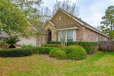 Humble Single Family Home For Sale: 8639 Crescent Valley Lane